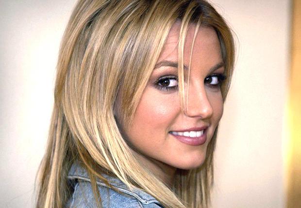 britney spears makeup. Britney#39;s 3rd single,